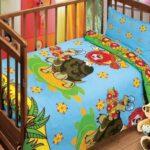 Какое постельное бельё купить в кроватку?